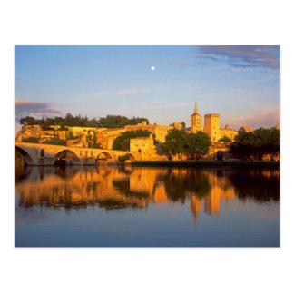 Avignon, Vaucluse, Provence, France, Rhone Postcard