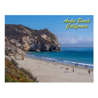 Avila Beach, California Postcard