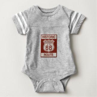 Avilla Route 66 Baby Bodysuit
