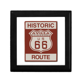 Avilla Route 66 Gift Box