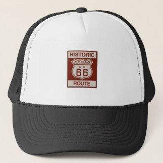 Avilla Route 66 Trucker Hat