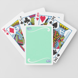 Avlas'Simplicity Bicycle Playing Cards