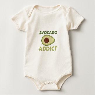 Avocado Addict Baby Bodysuit