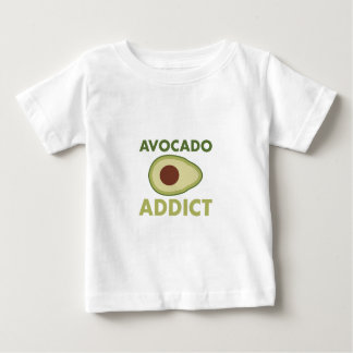 Avocado Addict Baby T-Shirt