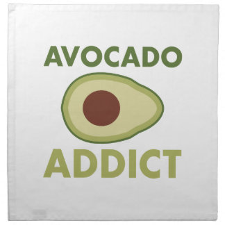 Avocado Addict Napkin