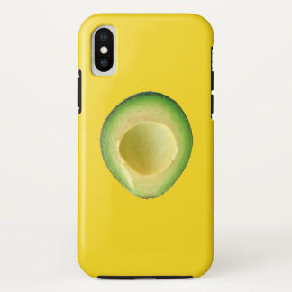 Avocado Aficionado 4Lillian iPhone X Case