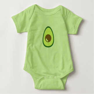 Avocado Baby Bodysuit