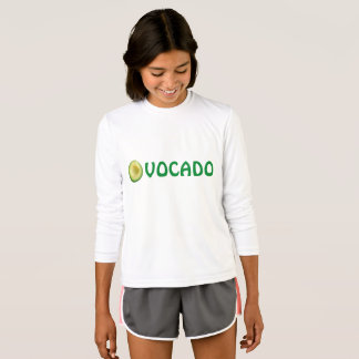 Avocado Crazy 4Sophia T-Shirt