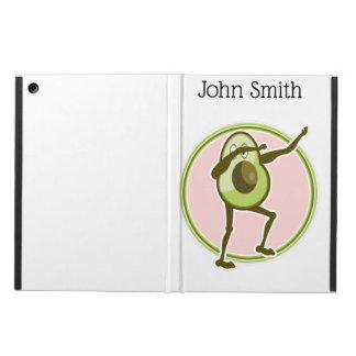Avocado Dabbing iPad Air Case