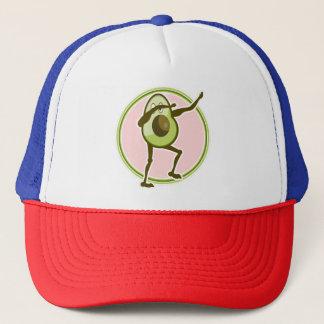 Avocado Dabbing Trucker Hat