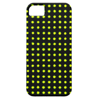 Avocado green Led light iPhone 5 Cases