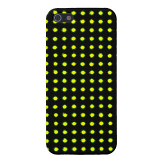 Avocado green Led light iPhone 5 Cover