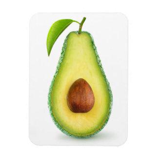 Avocado half magnet