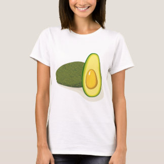 Avocado Ladies Baby Doll Shirt