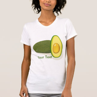 Avocado Ladies T-shirt