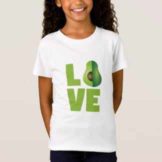 Avocado Love Food Vegan Vegetarian Healthy T-Shirt