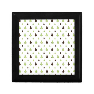 Avocado Pattern Gift Box