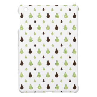 Avocado Pattern iPad Mini Covers