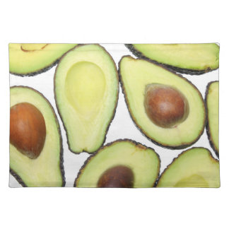 Avocado Pattern Placemat