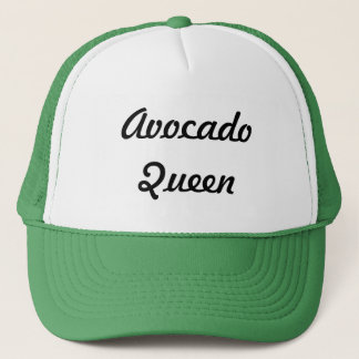 Avocado Queen Trucker Hat