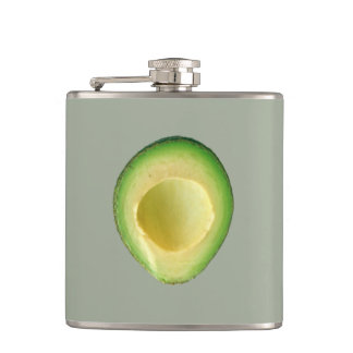 Avocado Seafoam 4Doug Hip Flask