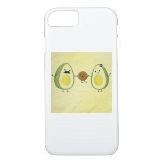 Avocado Snuggles iPhone 8/7 Case