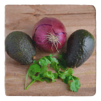 Avocado Trivet