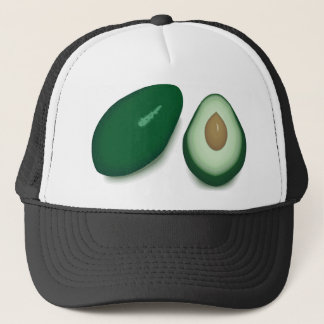 Avocado Trucker Hat
