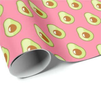 Avocado Wrapping Paper