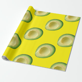 Avocados All Around 4 Alissa Wrapping Paper