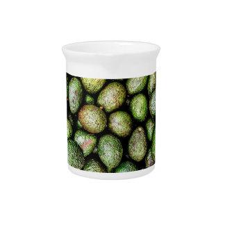 Avocados Beverage Pitchers
