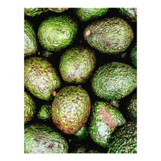 Avocados Letterhead