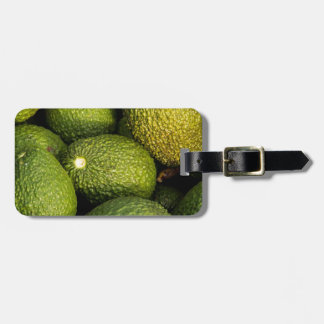 Avocados Luggage Tag