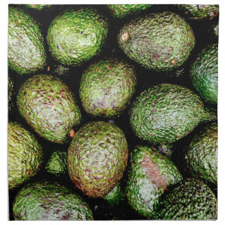 Avocados Napkin