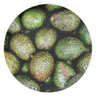 Avocados Plate