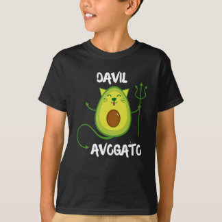 Avogato - Avocado Cat T Shirt