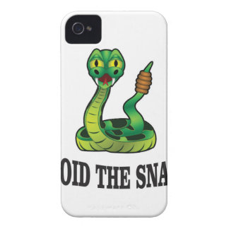 avoid the snakes Case-Mate iPhone 4 case
