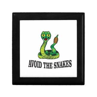 avoid the snakes gift box