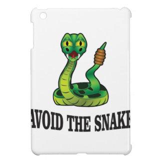avoid the snakes iPad mini case