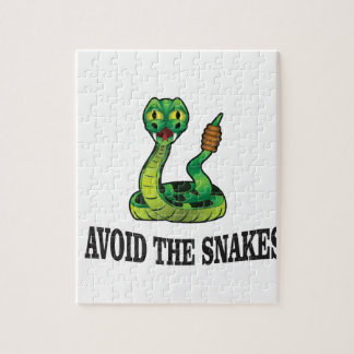 avoid the snakes jigsaw puzzle