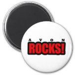 Avon, Alabama City Design Magnets