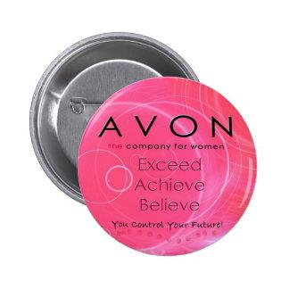 AVON Believe button