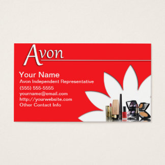 Avon Business Cards and Business Card Templates Zazzle Canada
