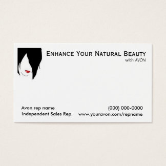 Avon Business Cards (Beauty)