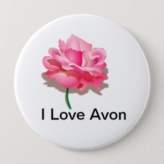 Avon Button For Representitives