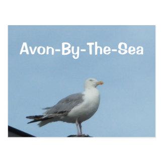 Avon-By-The-Sea Postcard