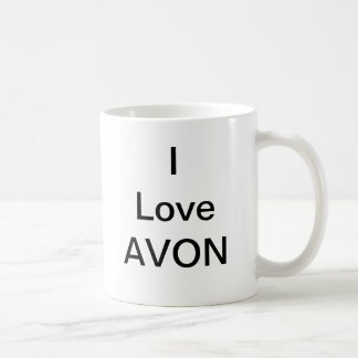 AVON Coffe Mug