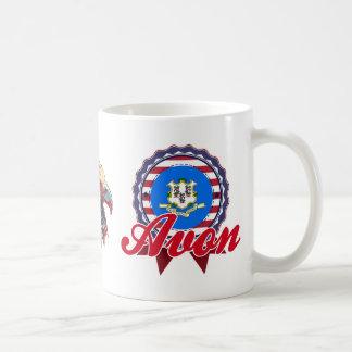 Avon, CT Coffee Mug