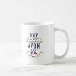 Avon, Ohio 100th Anniversary Mug