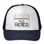 Avon Representatives do it BETTER Cap Mesh Hat